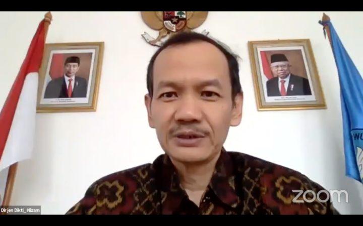 Gelorakan Semangat Implementasi Kampus Merdeka, Ditjen Dikti Luncurkan Logo Kampus Merdeka Indonesia Jaya